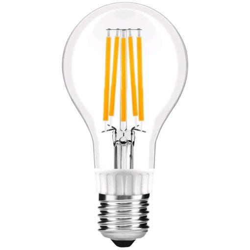 AVIDE-ABLFG27WW-12W  LED Filament Globe 12W E27 360° WW 2700K